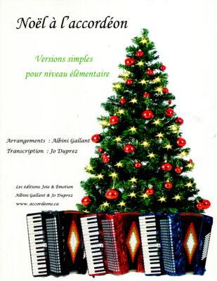 Musique de Noël pour niveau élémentaire